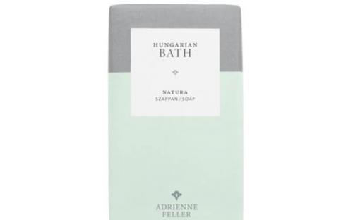 Adrienne Feller Hungarian Bath Natura Szappan