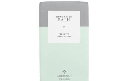Adrienne Feller Hungarian Bath Piperita Szappan