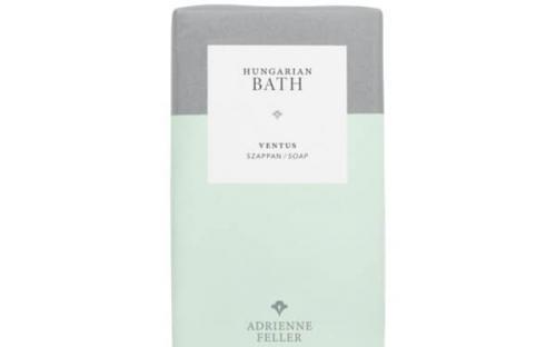 Adrienne Feller Hungarian Bath Ventus Szappan