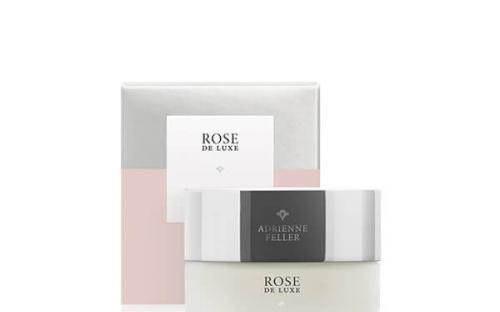 Adrienne Feller Rose de Luxe Táplálókrém