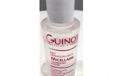 Guinot Eau Demaquillante Micellaire - utazó kiszerelés
