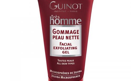 Gommage Peau Nette bőrradír férfiaknak