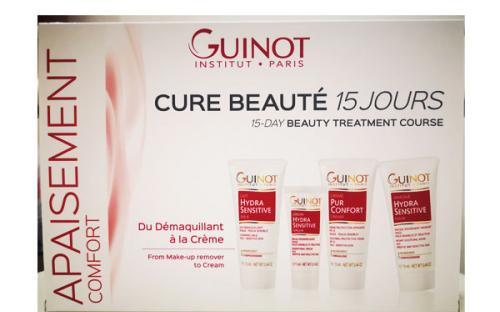 Guinot 15 napos készlet érzékeny bőrre
