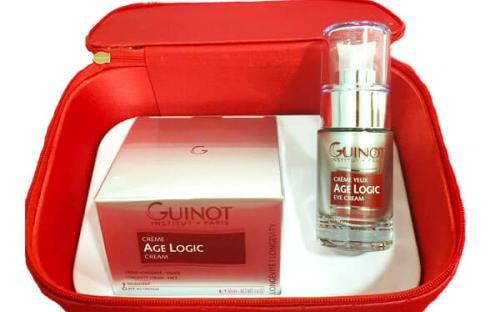Guinot Age Logic ajándékcsomag (50 ml+15 ml)