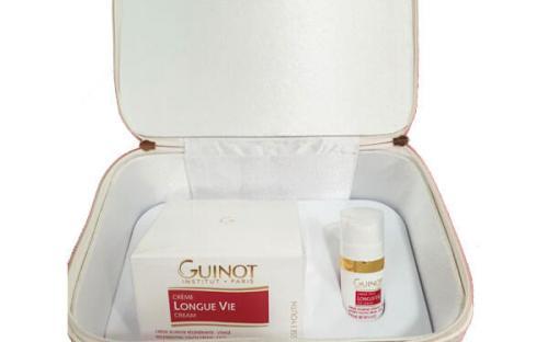 Guinot Longue Vie ajándékcsomag (50 ml+5 ml)