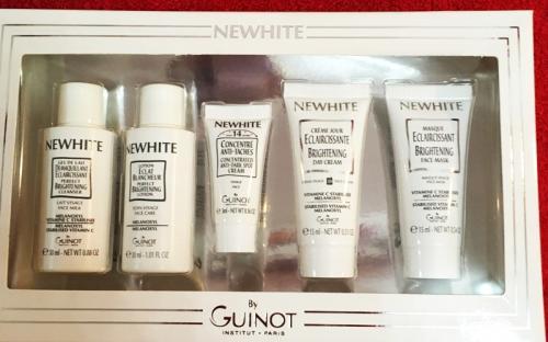 Guinot Newhite halványító csomag