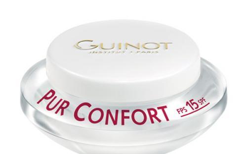 Créme Pur Confort bőrnyugtató védőkrém SPF15