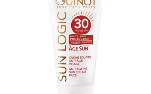 Guinot Sun Logic Age Sun 30 faktoros fényvédő arcra