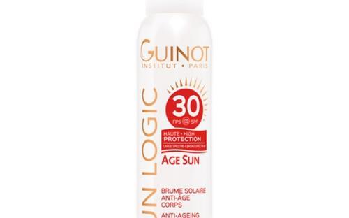 Guinot Sun Logic Age Sun Brume Solaire Anti-Age Corps SPF30