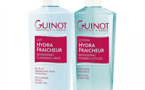 Guinot Hydra Fraicheur arctisztító csomag