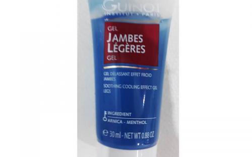 Guinot Gel Jambes Legeres - utazó kiszerelés