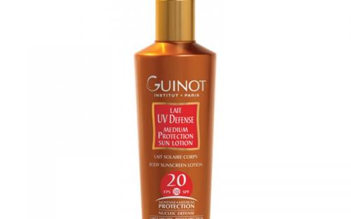Guinot Lait UV Defense SPF 20