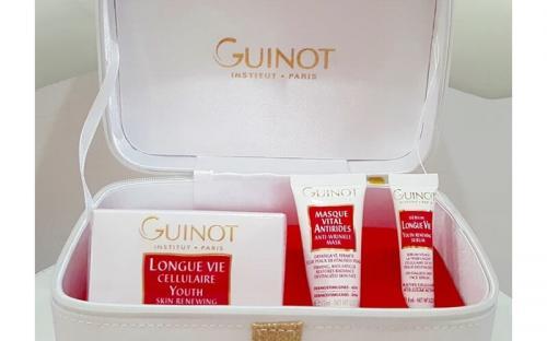 Guinot Longue Vie Cellulaire Box ajándékcsomag