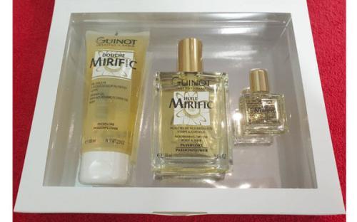 Guinot Mirific testápoló ajándékcsomag