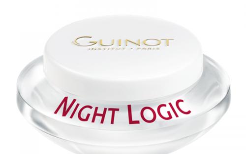 Guinot Night Logic éjszakai krém érett, vízhiányos bőrre