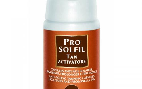 Guinot Pro Soleil Tan Activators