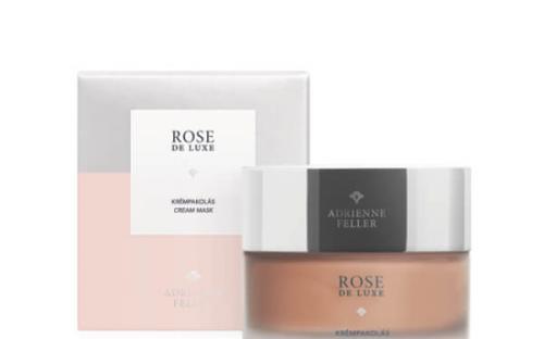 Adrienne Feller Rose de Luxe Krémpakolás