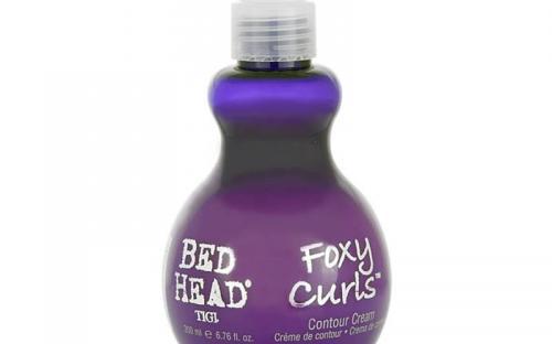 Tigi Bed Head Foxy Curls hajformázó krém göndör hajra