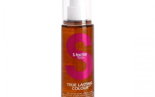 Tigi S-Factor True Lasting Colour színvédő hajolaj